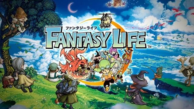 Fantasy Life (1)