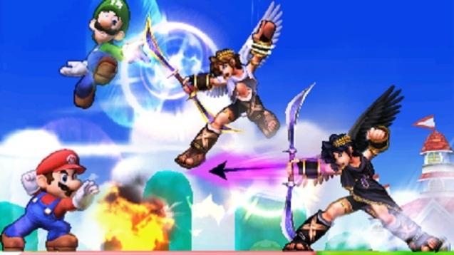 Super Smash Bros. for 3DS (2)