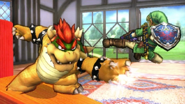 Super Smash Bros. for 3DS (4)