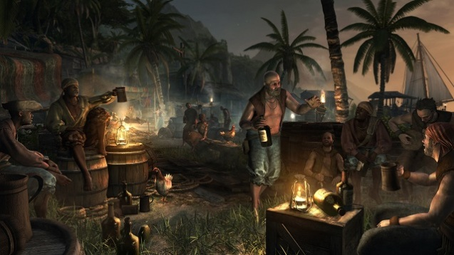 Assassin's Creed IV - Black Flag (2)