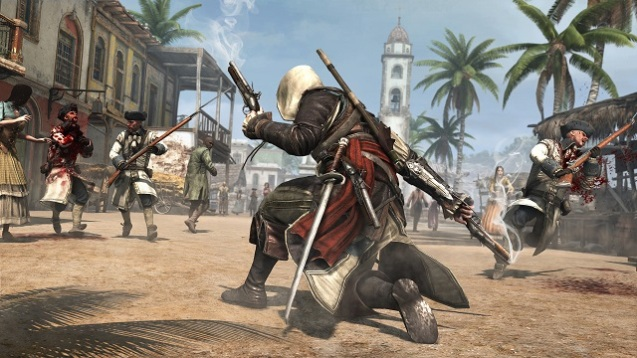 Assassin's Creed IV - Black Flag (4)