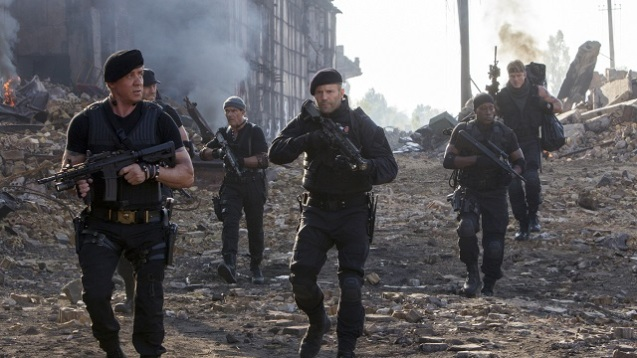 The Expendables 3 - A Man's Job (1)