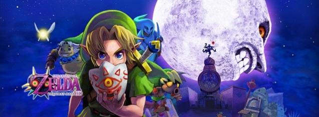 The Legend of Zelda - Majora's Mask 3D (1)