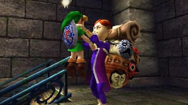 The Legend of Zelda - Majora's Mask 3D (3)