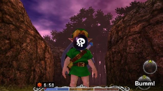 The Legend of Zelda - Majora's Mask 3D (5)