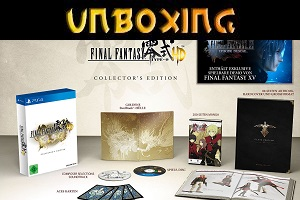 Final Fantasy Type-0 Collector's Edition (Unboxing) (Vorschaubild)