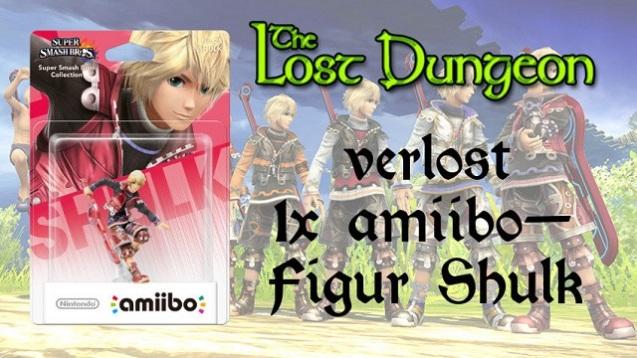 Gewinnspiel The Lost Dungeon