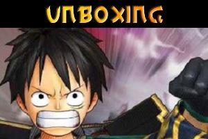 One Piece Pirate Warriors - Treasure Edition Unboxing (Vorschaubild)