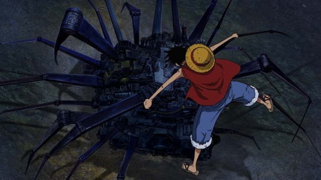One Piece - Schloß Karakuris Metall-Soldaten (2)