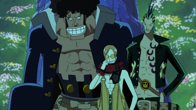 One Piece - Schloß Karakuris Metall-Soldaten (3)