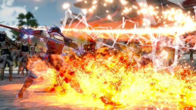Samurai Warriors 4 (4)
