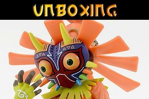 Skull Kid Statue Horror-Kid-Figur Unboxing (Vorschaubild)