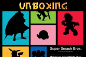 Super Smash Bros. for Nintendo 3DS Wii U Premium Sound Selection Unboxing (Vorschaubild)