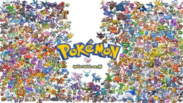 Pokémon im Wandel der Zeit (1)