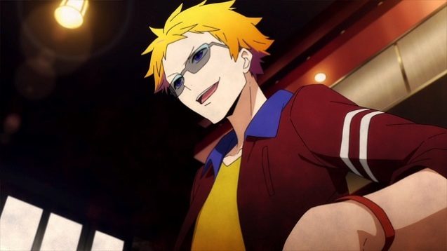 Hamatora - The Animation (Vol. 1) (4)