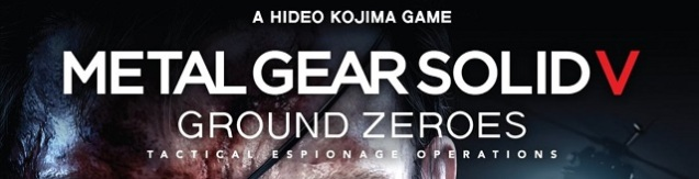 Metal Gear Solid V - Ground Zeroes (1)