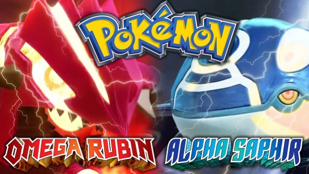 Pokémon Omega Rubin Alpha Sapphire (1)