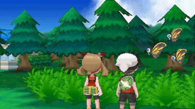 Pokémon Omega Rubin Alpha Sapphire (2)