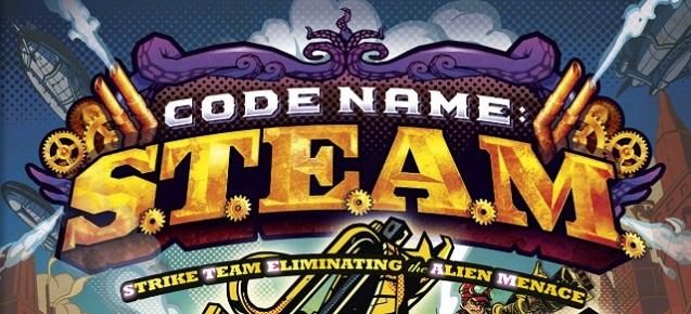 Code Name S.T.E.A.M. (1)