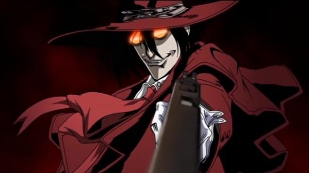 Hellsing Ultimate OVA, Vol. 1 (Re-Cut) (4)
