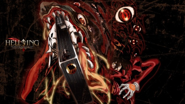 Hellsing Ultimate OVA, Vol. 2 (Re-Cut) (1)