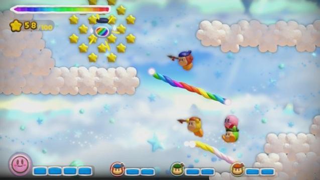 Kirby und der Regenbogen-Pinsel (3)