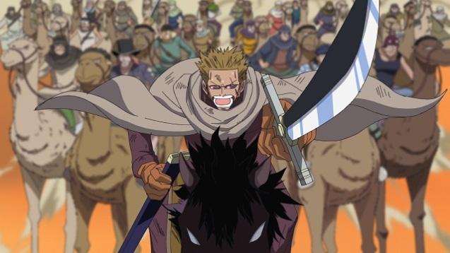 One Piece - Abenteuer in Alabasta - Die Wüstenprinzessin (3)