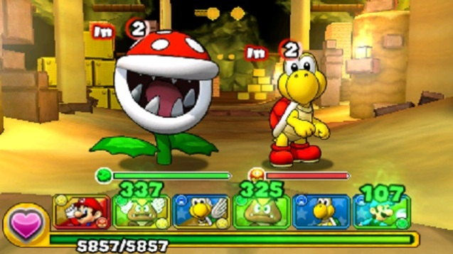 Puzzle & Dragons Z + Puzzle & Dragons Super Mario Bros. Edition (5)