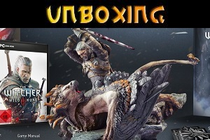 The Witcher 3 Collector's Edition (Unboxing) (Vorschaubild)