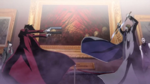 Hellsing Ultimate OVA, Vol. 3 (Re-Cut) (2)
