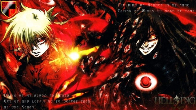 Hellsing Ultimate OVA, Vol. 4 (Re-Cut) (1)