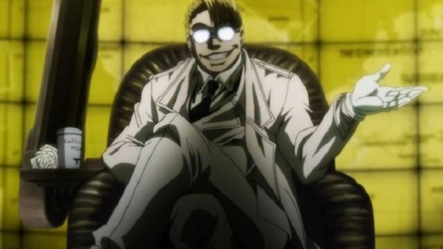 Hellsing Ultimate OVA, Vol. 4 (Re-Cut) (2)