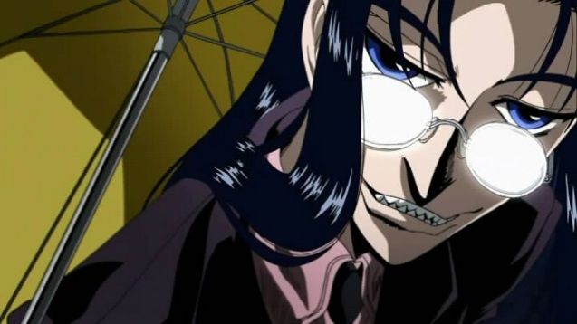 Hellsing Ultimate OVA, Vol. 4 (Re-Cut) (4)