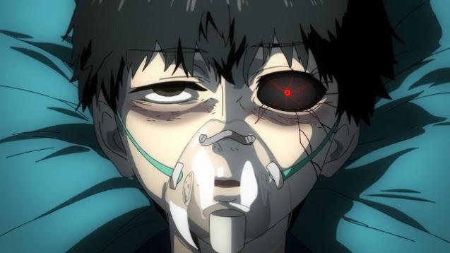 Tokyo Ghoul (3)
