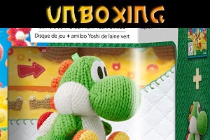 Yoshi's Woolly World Special Edition Unboxing (Vorschaubild)