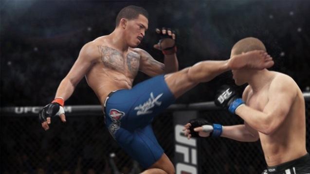 EA Sports UFC (2)