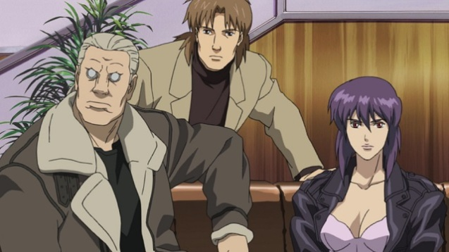 Ghost in the Shell - Stand Alone Complex (Staffel 1) (1)