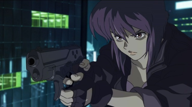 Ghost in the Shell - Stand Alone Complex (Staffel 1) (2)