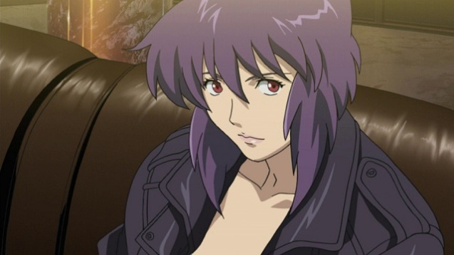 Ghost in the Shell - Stand Alone Complex (Staffel 1) (3)