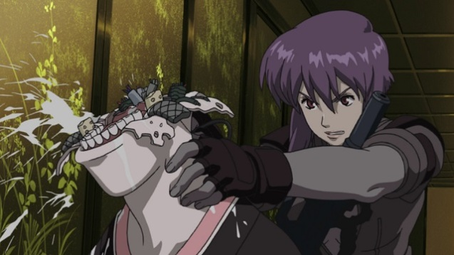 Ghost in the Shell - Stand Alone Complex (Staffel 1) (4)