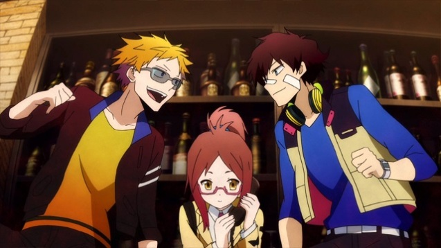 Hamatora - The Animation (Vol. 2) (2)