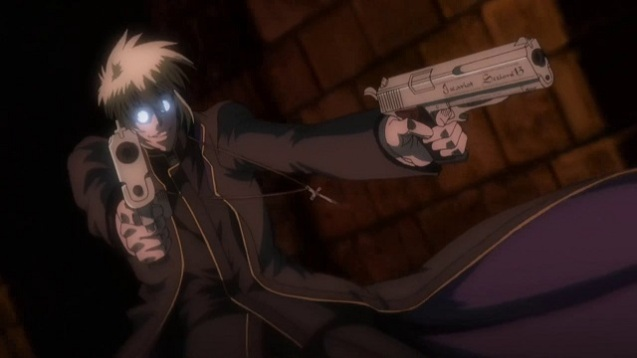 Hellsing Ultimate OVA, Vol. 5 (Re-Cut) (2)