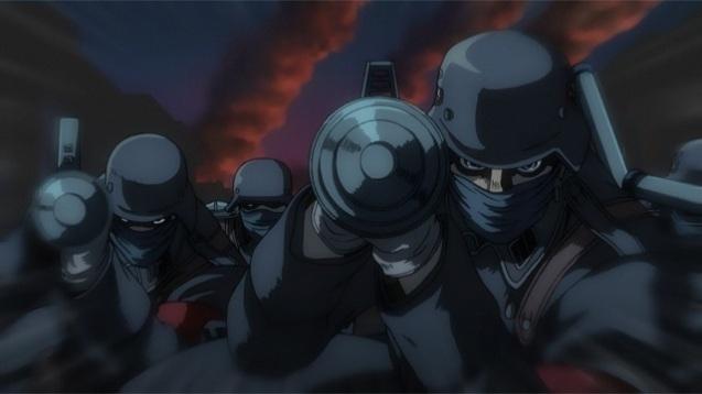 Hellsing Ultimate OVA, Vol. 5 (Re-Cut) (4)