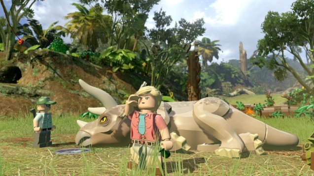 Lego Jurassic World (3)