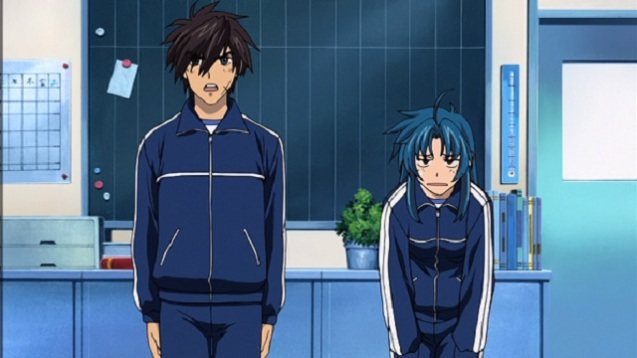 Full Metal Panic! Fumoffu + The 2nd Raid Blu-Ray-Edition (1)
