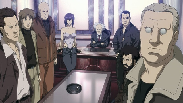 Ghost in the Shell - Stand Alone Complex 2nd GIG (1)
