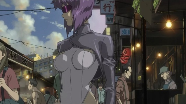 Ghost in the Shell - Stand Alone Complex 2nd GIG (3)