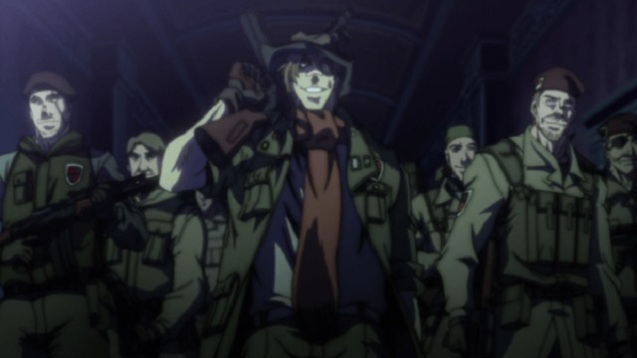 Hellsing Ultimate OVA, Vol. 7 (Re-Cut) (2)