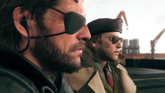 Metal Gear Solid V - The Phantom Pain (2)