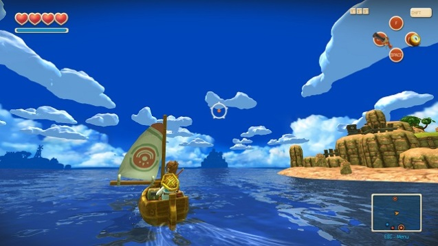 Oceanhorn - Monster of Uncharted Seas (1)